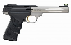 PISTOLET BROWNING BUCK MARK ns lite gray 5,5''